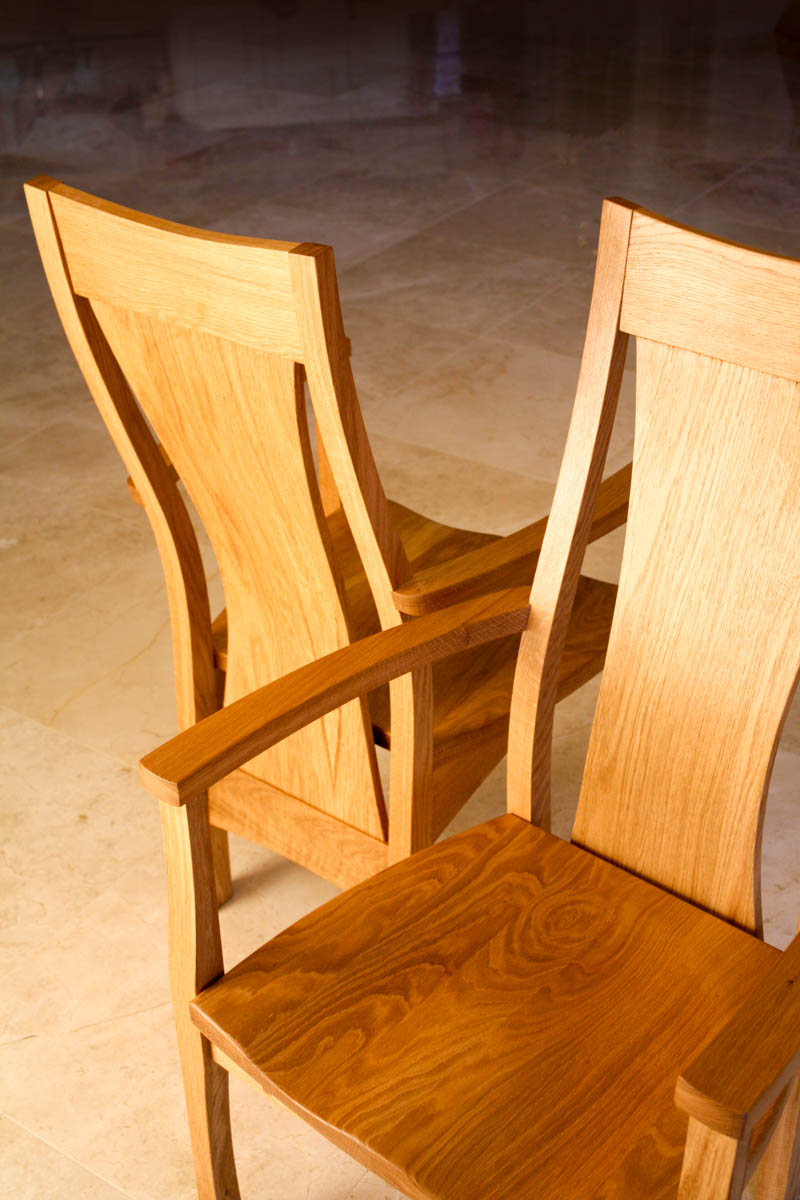 Bespoke Dining Tables And Chairs