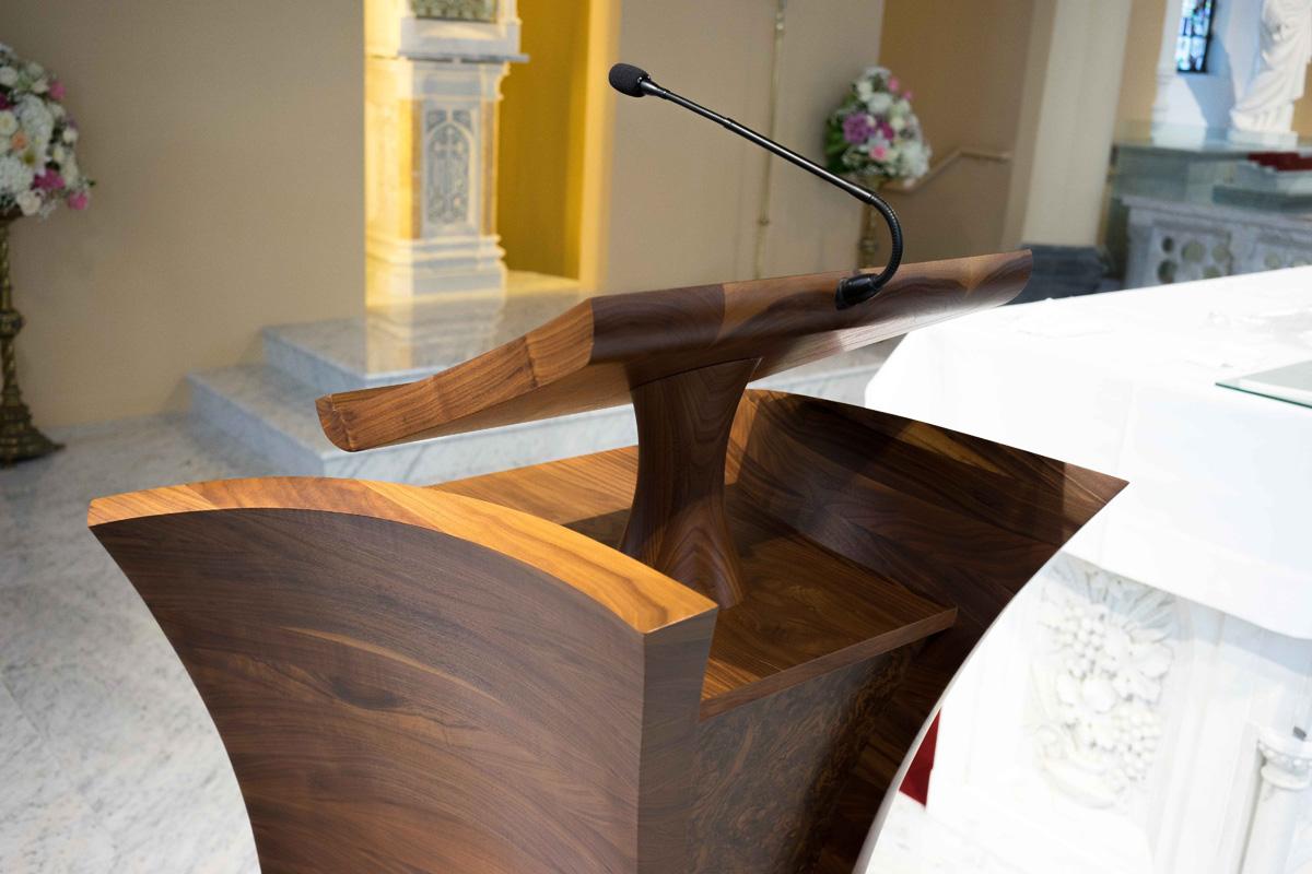 church furniture st canice s kilkenny rh dunleavybespoke com  modern church furniture for sale